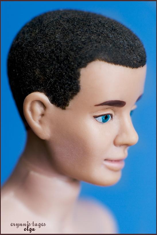 The First Ken, 1961, brunette version