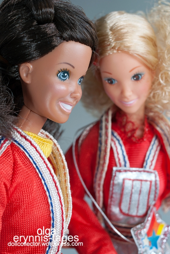 Star doll by Mattel.Inc